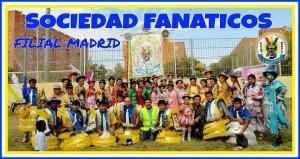 fanaticos de Madrid