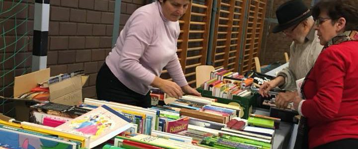Salon del libro WALFER BICHERDEEG
