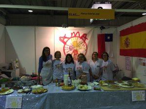 voluntarias festival migraciones